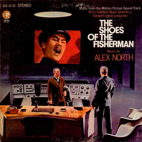 Alex North - OST The Shoes Of The Fisherman