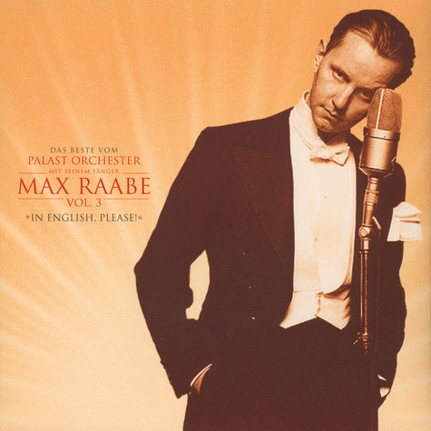 Max Raabe & Palast Orchester - In English, Please!