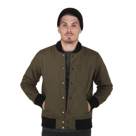 Staple - Deacon Reversible Bomber Jacket