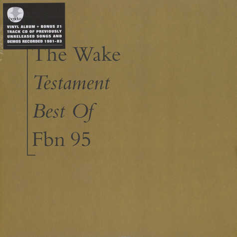 Wake, The - Testament: Best Of