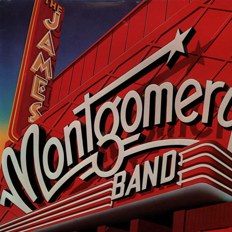 James Montgomery Band - The James Montgomery Band