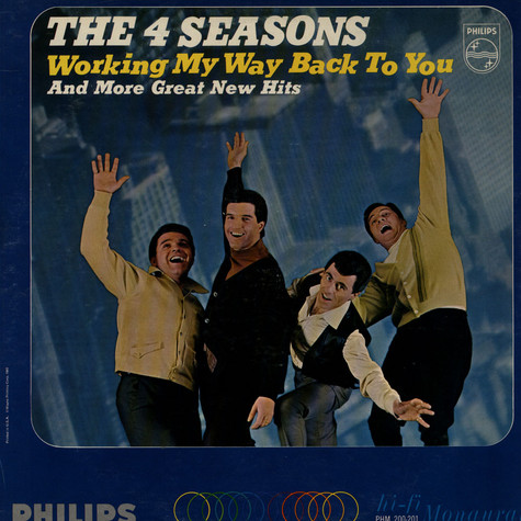 Four Seasons, The - Working My Way Back To You