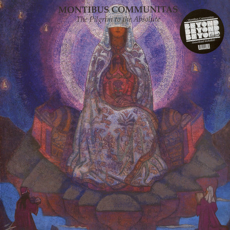 Montibus Communitas - The Pilgrim To The Absolute Black Vinyl Edition
