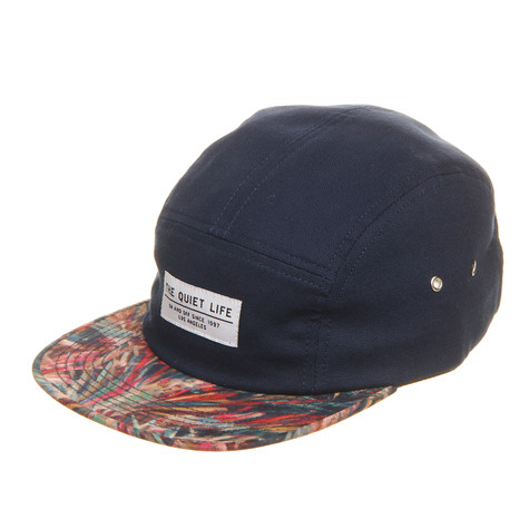 The Quiet Life - Stroke 5-Panel Cap