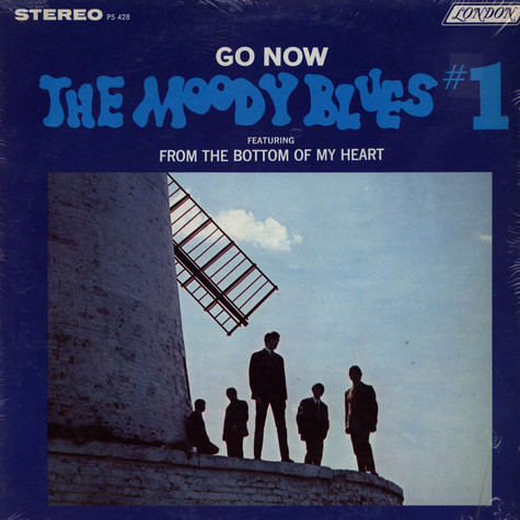 Moody Blues, The - Go Now - Moody Blues #1