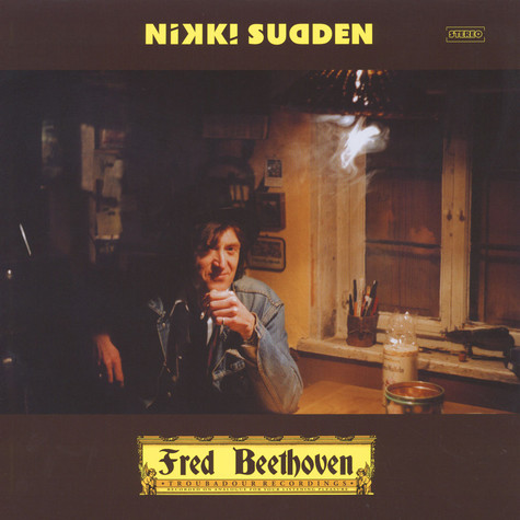 Nikki Sudden - Fred Beethoven Blue Vinyl Edition