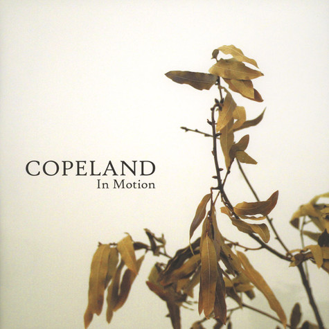 Copeland - In Motion Clear Vinyl Edition