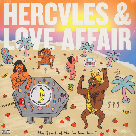 Hercules & Love Affair - Feast Of The Broken Heart