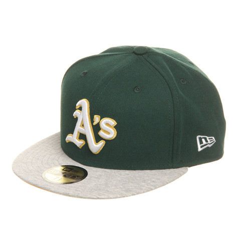 New Era - Oakland Athletics Jerteam 59fifty Cap
