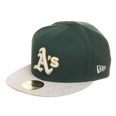 New Era - Oakland Athletics Road MLB Authentic 59fifty Cap