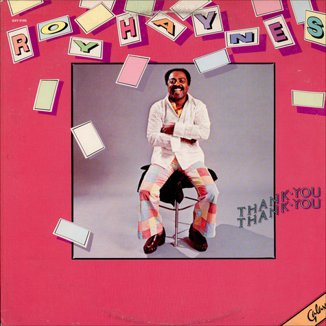 Roy Haynes - Thank You Thank You