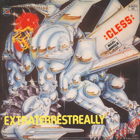 Cless - Extraterrestreally
