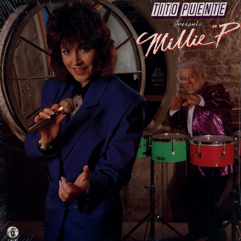 Millie Puente - Tito Puente Presents Millie P.