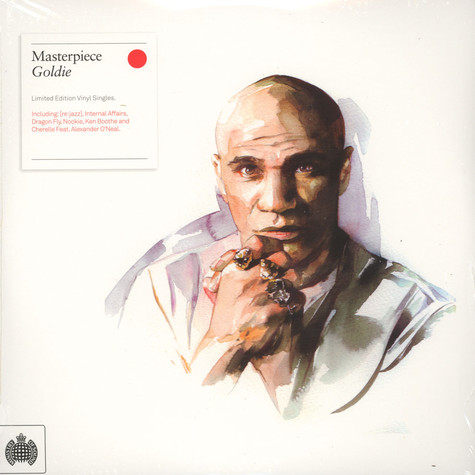Goldie - Masterpiece