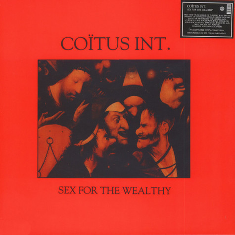 Coitus Int. - Sex For The Wealthy
