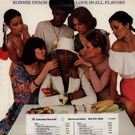 Ronnie Dyson - Love In All Flavors