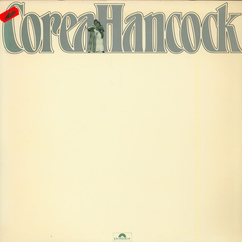 Chick Corea / Herbie Hancock - An Evening With Chick Corea And Herbie Hancock