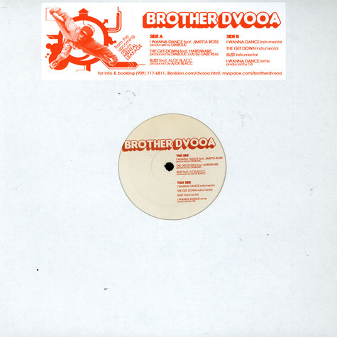 Brother Dvooa - I Wanna Dance feat. Jimetta Rose