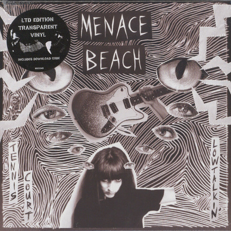 Menace Beach - Tennis Court