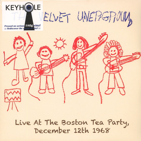 Velvet Underground - Boston Tea Party, December 12th 1968