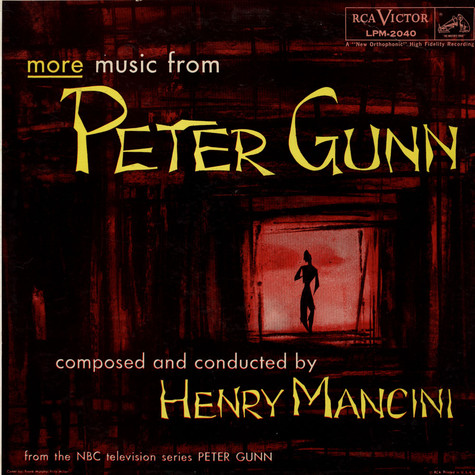 Henry Mancini - More Music From Peter Gunn