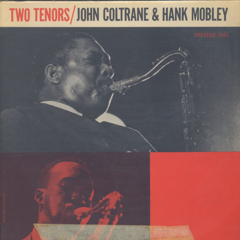 John Coltrane & Hank Mobley - Two Tenors
