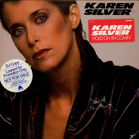 Karen Silver - Hold On I'm Comin'