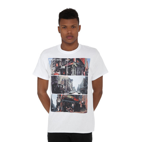 Beastie Boys - City Scenes T-Shirt