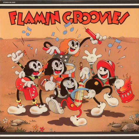 Flamin' Groovies, The - Supersnazz