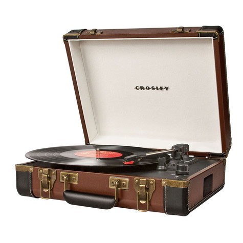 Crosley - Executive Portable Turntable (USB)