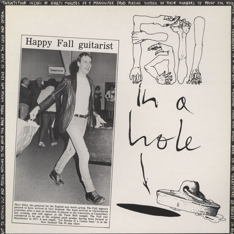 Fall, The - Fall In A Hole