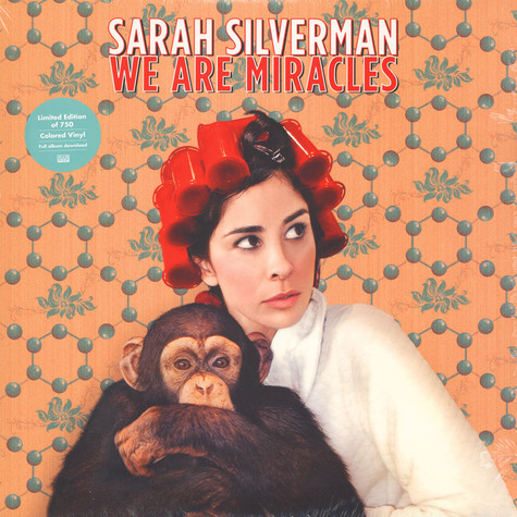 Sarah Silverman - We Are Miracles Limited Edition Colored Vinyl