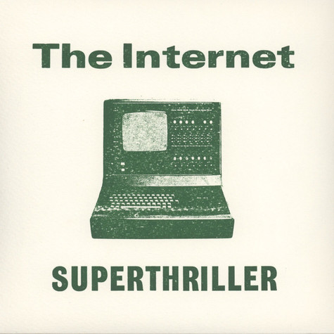 Superthriller - The Internet