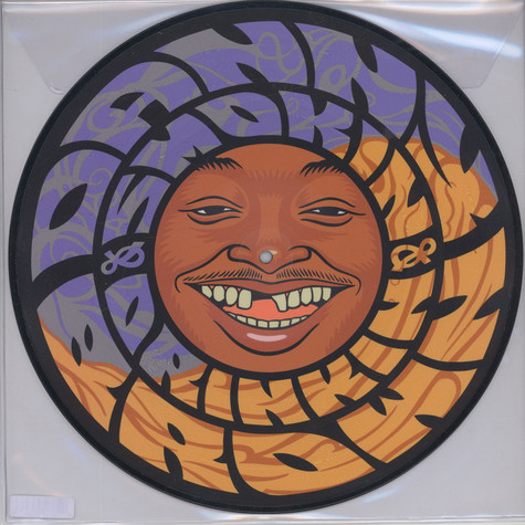 Danny Brown - Smokin & Drinkin Picture Disc