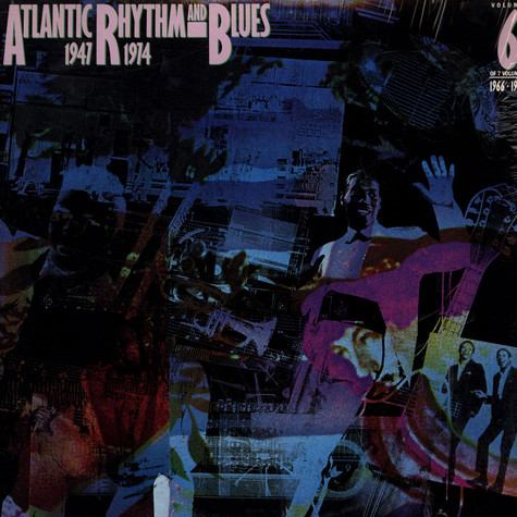 V.A. - Atlantic Rhythm & Blues 1947-1974 (Volume 6 1966-1969)