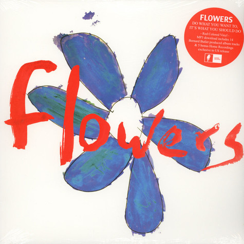 Flowers - Do What You Want, It's What Ysou Should Do Colored Vinyl Edition
