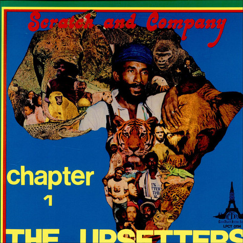 V.A. - Scratch And Company - Chapter 1 The Upsetters