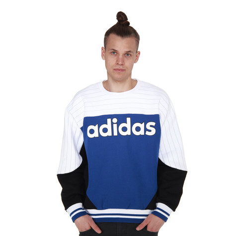 adidas x Nigo - Nigo Blocked Crew Sweater
