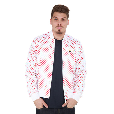 adidas x Pharrell Williams - Pharrell Williams Track Jacket Dot