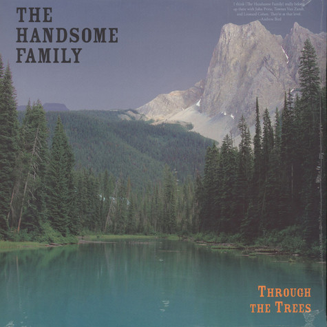 Handsome Family, The - Through The Trees