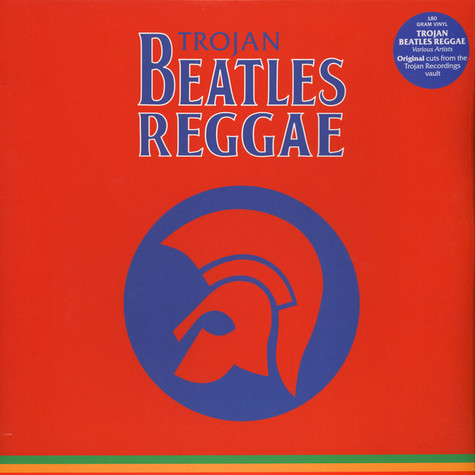 V.A. - Trojan Beatles Reggae - The Red Album