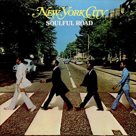 New York City - Soulful Road