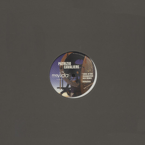 Patrizio Cavaliere - Tales Of The Unexpected Och Remix