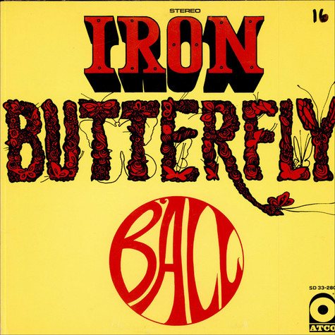 Iron Butterfly - Ball