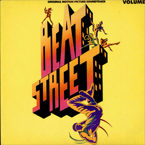 V.A. - Beat Street (Original Motion Picture Soundtrack) - Volume 2