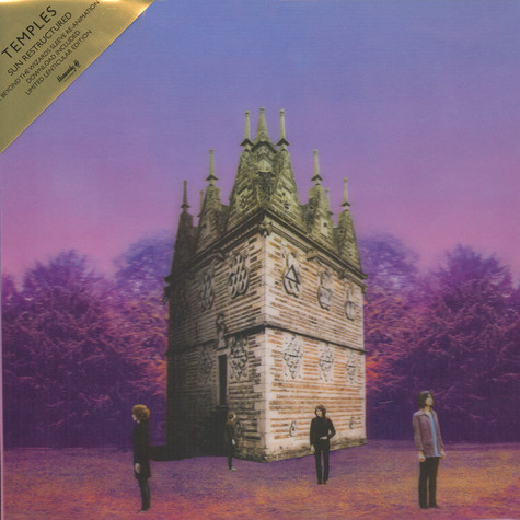 Temples - Sun Restructured by Beyond The Wizards Sleeve