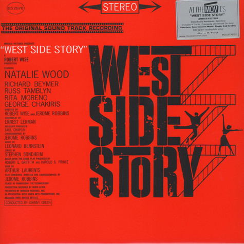 Leonard Bernstein - OST West Side Story