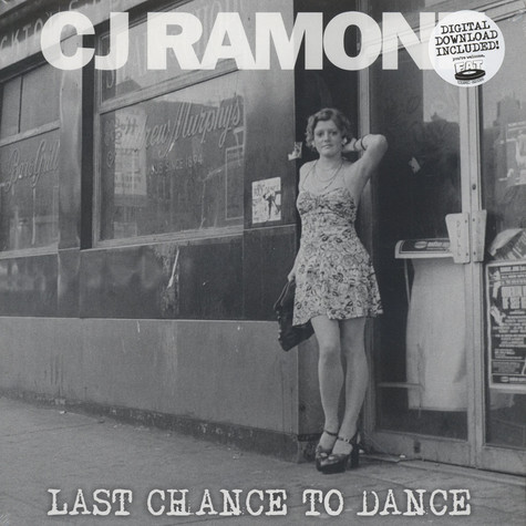 CJ Ramone - Last Chance To Dance