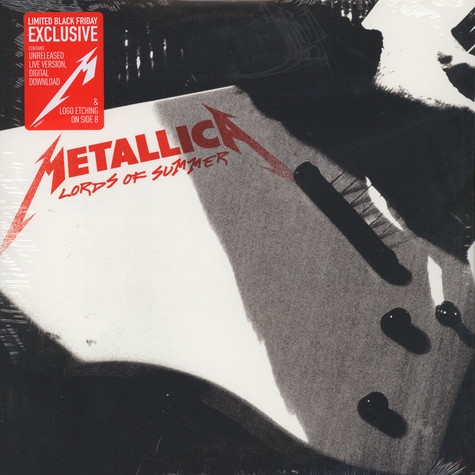 Metallica - Lords Of Summer