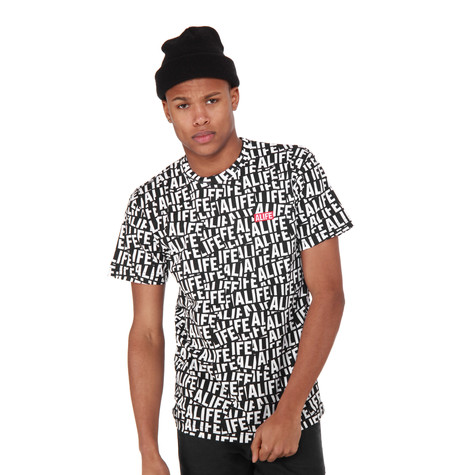 Alife - Sticker Pattern T-Shirt